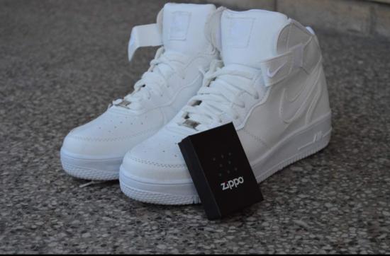 Nike Air Force 1 3 (GS) AV6252 100 Best shoes SneakerStudio