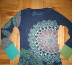 Desigual pamučni džemper