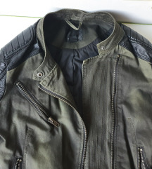 Amisu kožna jakna, 36 veličina