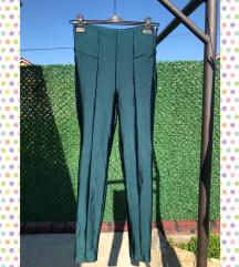 sjajne duboke pantalone