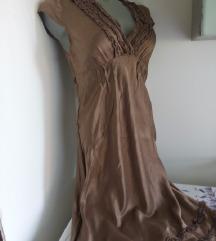 ECO braon haljina S/M