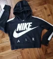 Nike crop top duks