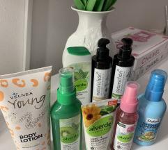 Set prirodne kozmetike