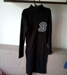 Pamucna haljina uz telo