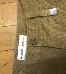 Rocobarocco original somotske pantalone