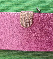 Pink gliter futrola za Honor 10