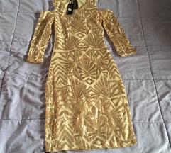 Haljina od šljokica