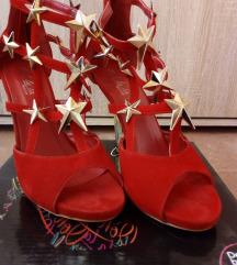 Zvezdaste sandale