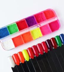 Pigmenti za nokte ili lice