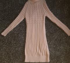 Butik zumm haljina puder roze snizena 1200