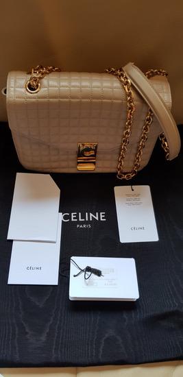 Celine MEDIUM C BAG, original