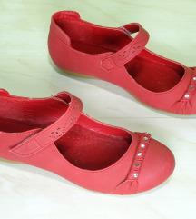 Crvene decje cipelice 35-22,2cm