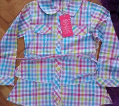 Nova košulja tunika vel 12