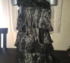 Crna haljina letnja BY ME