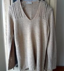 Tanji krem džemper L/XL