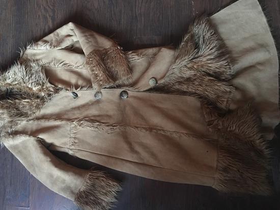 Dugačka jakna-bunda 2900