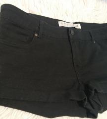 DENIM CO. crni kratak šorts M - L