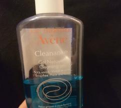Avene cleansing gel