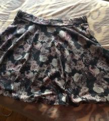 Suknja cvetna 🌸