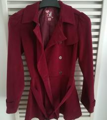 Bordo jakna (mantil)