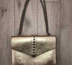 Mona zlatna torba