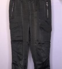 Zara svilene pantalone
