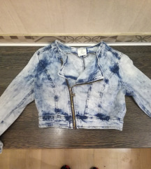 Trn teksas jakna s