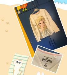 C&A Frozen majica kao nova 134