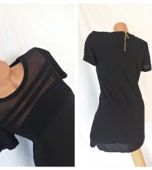 ETAM ❈ slojevita haljina sa prozirnim detaljima