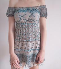 Šarena vintage tunika/haljina