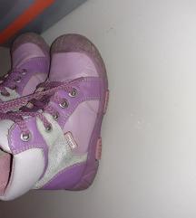 Baldino kozne poluduboke cipele 26