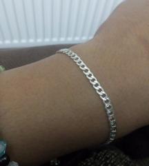 Nova srebrna narukvica