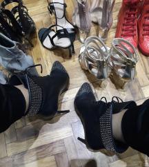 Chic kozne cizme
