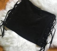 HM BOHO suknja sa resama