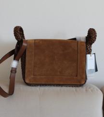 Zara braon torba Novo