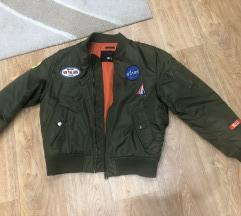Zara Muska kraca jakna XL