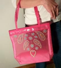 Morgan torbica roze boje - ORIGINAL