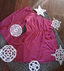 Primark haljina na jedan rukav