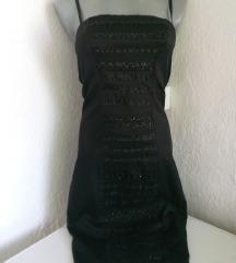 NaCo crna haljina S