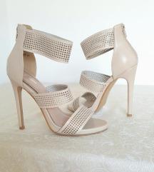 AKCIJA! Prelepe krem sandale