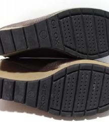 GEOX kožne cipele prirodna 100%koža 39