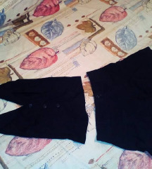Komplet prsluk i suknjica