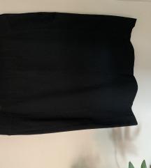 NOVA Cambio crna suknja M/L