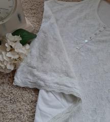 H&M  majica sa cipkom 😻💫