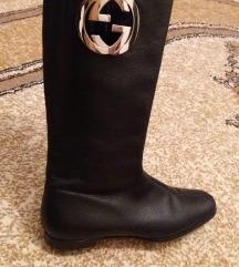 Original Gucci cizme kozne