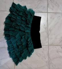 JAGGER suknja sa karnerima