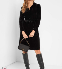 Orsay plišana haljina NOVO