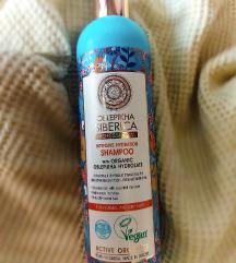 Natura Siberica shampoo