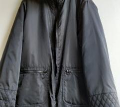 Crna jakna unisex XL/XXL