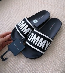 Tommy Hilfiger papuce Unisex 39-40 Novo ORIGINAL